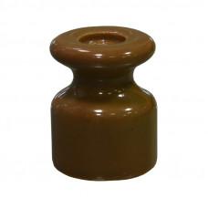 Изолятор керамический капучино, Lindas