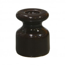 Коричневый керамический изолятор, Lindas