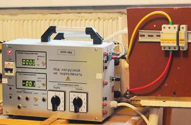 Проверка автоматических выключателей напряжением до 1000В
